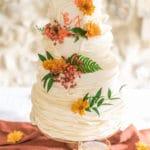 un wedding cake pour un mariage