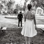 Le first look premier regard des mariés