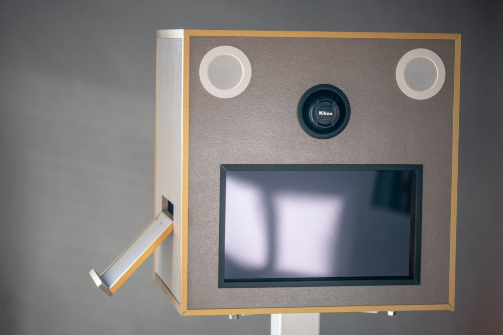 la borne photobooth pour vos évènements