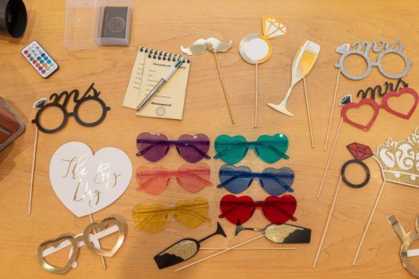 les accessoires pour votre animation photobooth