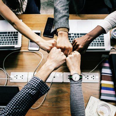 votre entreprise et votre equipe